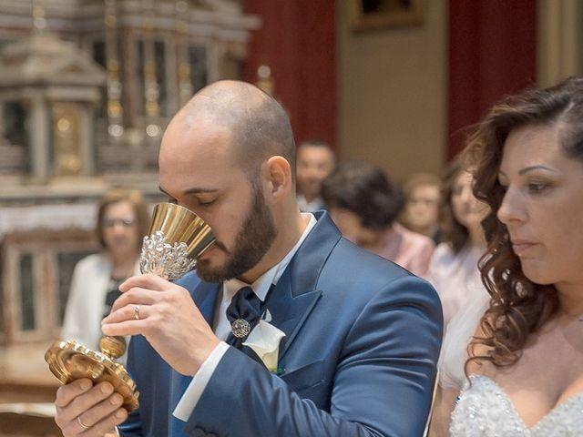 Il matrimonio di Fabio e Daniela a Pontoglio, Brescia 114