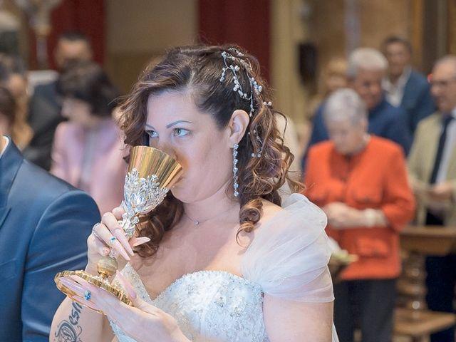 Il matrimonio di Fabio e Daniela a Pontoglio, Brescia 115