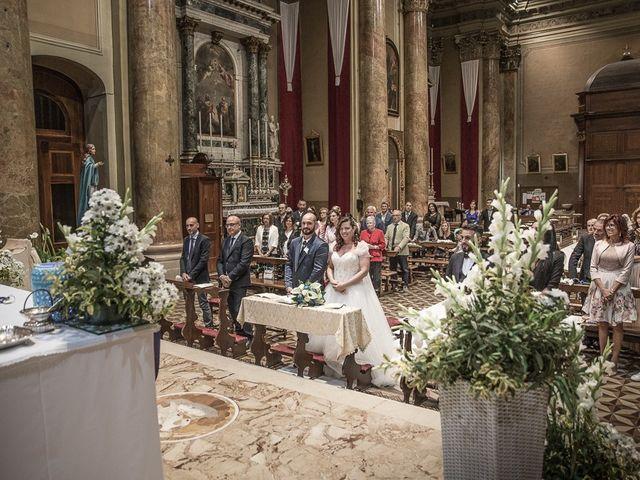 Il matrimonio di Fabio e Daniela a Pontoglio, Brescia 116