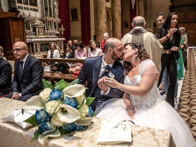 Il matrimonio di Fabio e Daniela a Pontoglio, Brescia 118