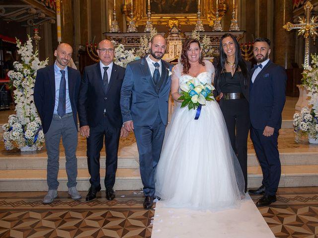 Il matrimonio di Fabio e Daniela a Pontoglio, Brescia 130