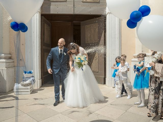 Il matrimonio di Fabio e Daniela a Pontoglio, Brescia 132