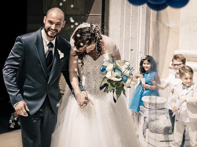 Il matrimonio di Fabio e Daniela a Pontoglio, Brescia 133