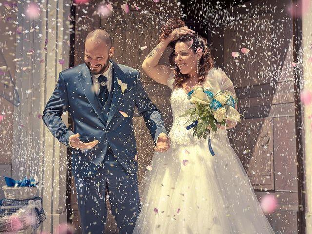 Il matrimonio di Fabio e Daniela a Pontoglio, Brescia 135