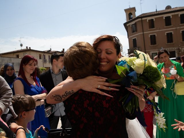 Il matrimonio di Fabio e Daniela a Pontoglio, Brescia 139