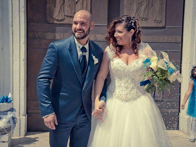 Il matrimonio di Fabio e Daniela a Pontoglio, Brescia 140