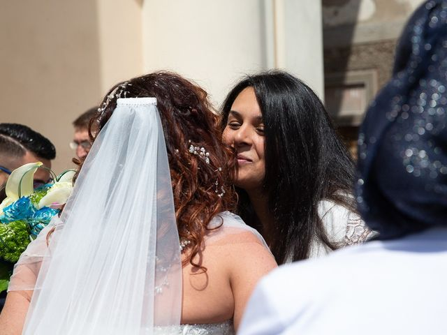 Il matrimonio di Fabio e Daniela a Pontoglio, Brescia 141