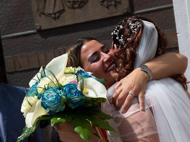 Il matrimonio di Fabio e Daniela a Pontoglio, Brescia 142