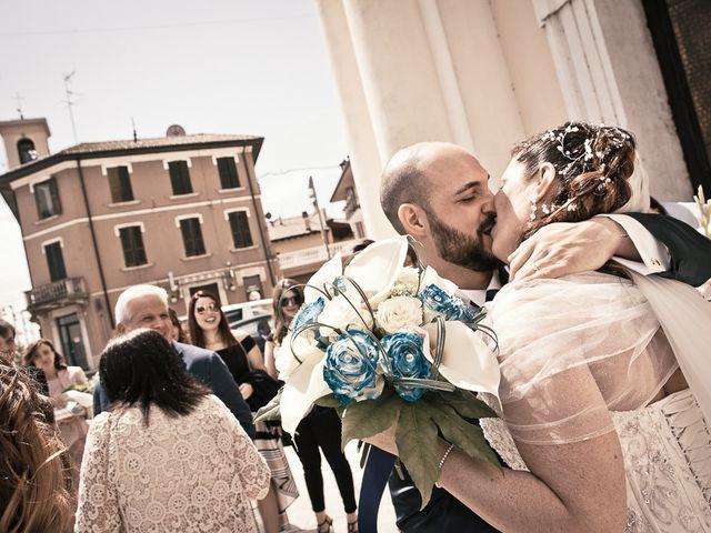 Il matrimonio di Fabio e Daniela a Pontoglio, Brescia 143