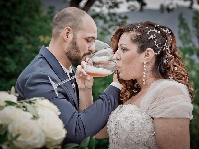 Il matrimonio di Fabio e Daniela a Pontoglio, Brescia 153