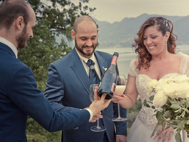 Il matrimonio di Fabio e Daniela a Pontoglio, Brescia 154