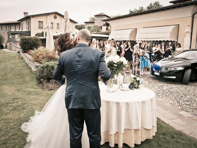 Il matrimonio di Fabio e Daniela a Pontoglio, Brescia 155