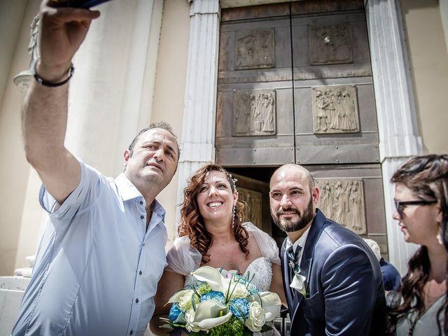 Il matrimonio di Fabio e Daniela a Pontoglio, Brescia 156