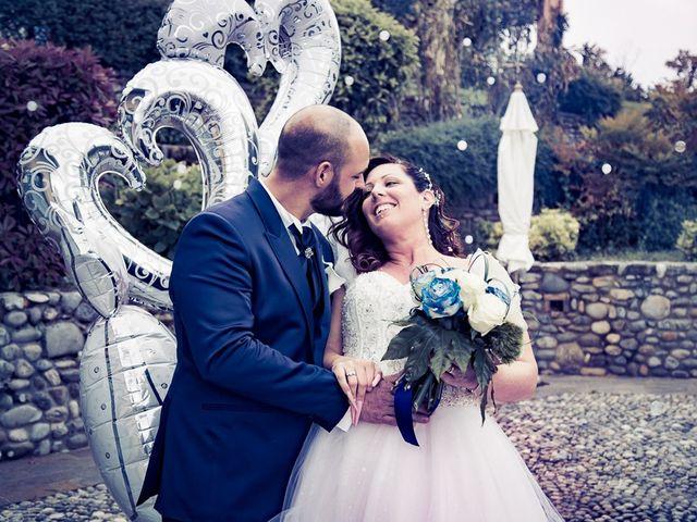 Il matrimonio di Fabio e Daniela a Pontoglio, Brescia 157