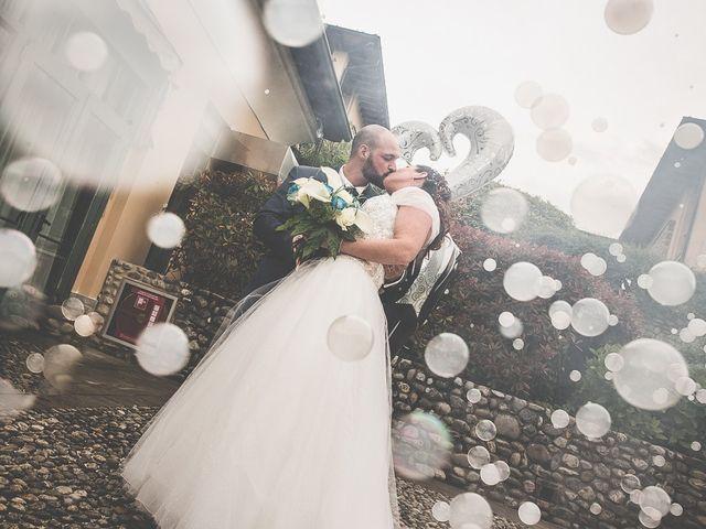 Il matrimonio di Fabio e Daniela a Pontoglio, Brescia 158