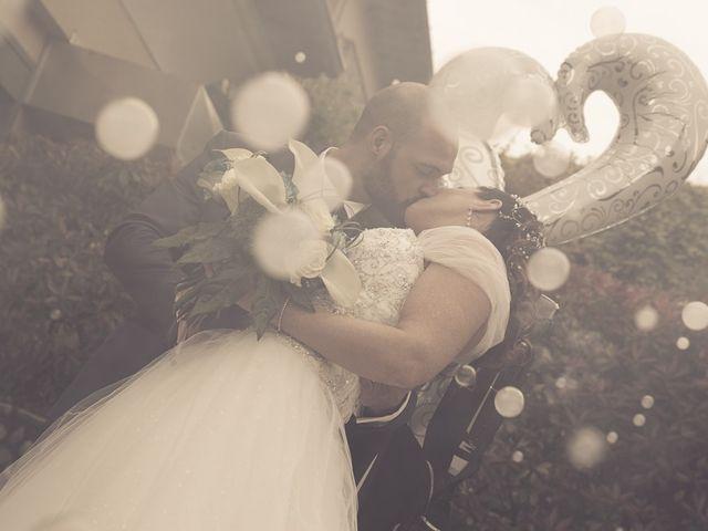 Il matrimonio di Fabio e Daniela a Pontoglio, Brescia 160