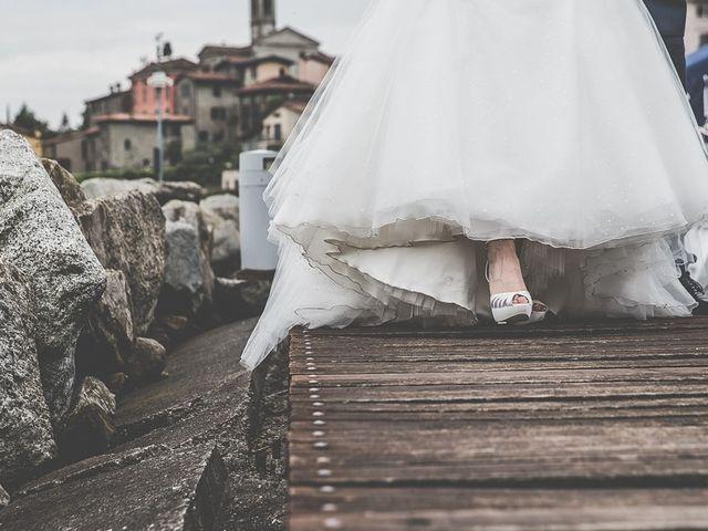 Il matrimonio di Fabio e Daniela a Pontoglio, Brescia 162