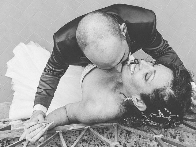 Il matrimonio di Fabio e Daniela a Pontoglio, Brescia 164