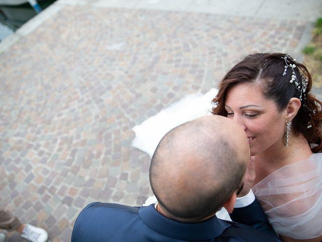 Il matrimonio di Fabio e Daniela a Pontoglio, Brescia 167