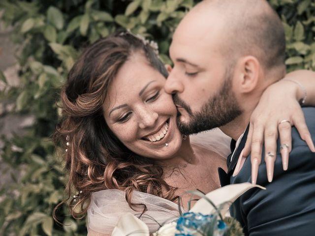 Il matrimonio di Fabio e Daniela a Pontoglio, Brescia 168