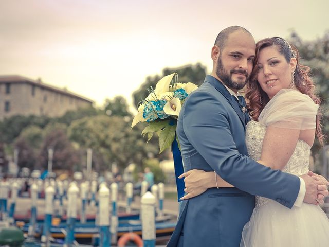 Il matrimonio di Fabio e Daniela a Pontoglio, Brescia 170