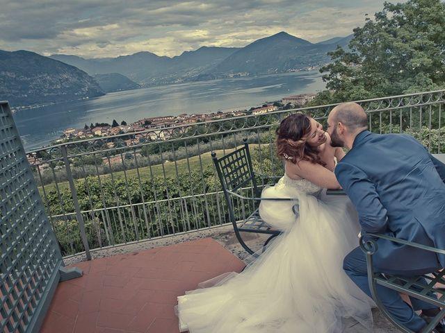 Il matrimonio di Fabio e Daniela a Pontoglio, Brescia 172