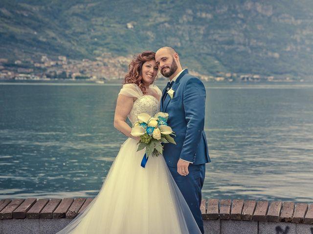 Il matrimonio di Fabio e Daniela a Pontoglio, Brescia 173