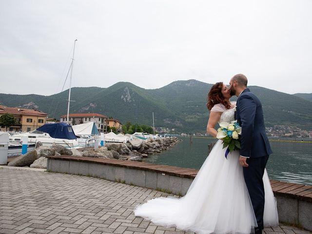 Il matrimonio di Fabio e Daniela a Pontoglio, Brescia 174