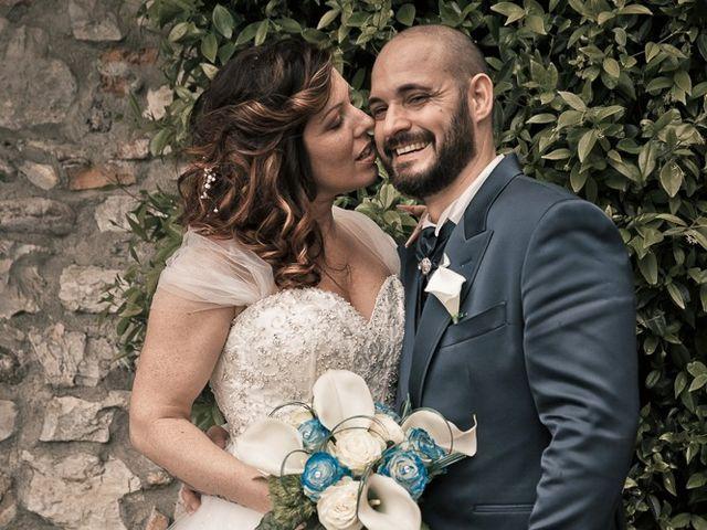 Il matrimonio di Fabio e Daniela a Pontoglio, Brescia 175