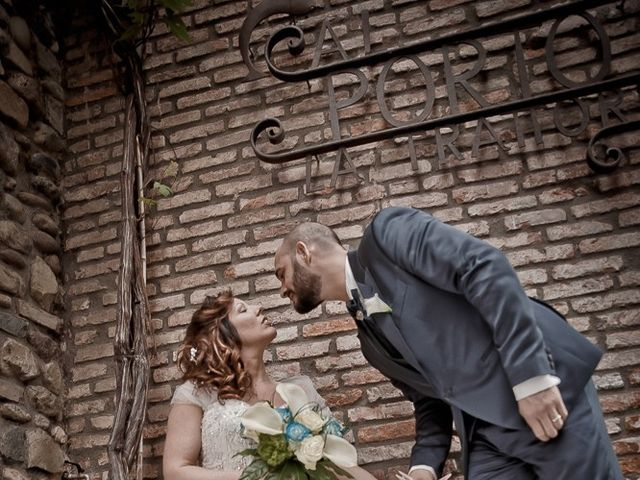 Il matrimonio di Fabio e Daniela a Pontoglio, Brescia 176