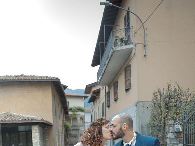 Il matrimonio di Fabio e Daniela a Pontoglio, Brescia 177