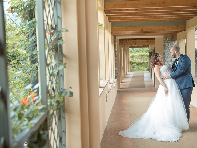 Il matrimonio di Fabio e Daniela a Pontoglio, Brescia 181