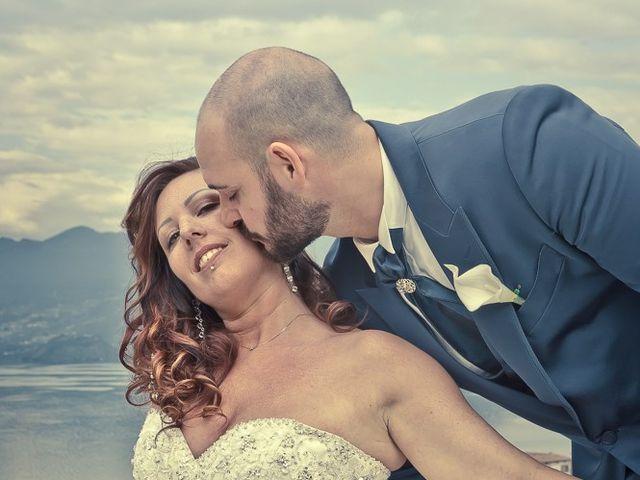 Il matrimonio di Fabio e Daniela a Pontoglio, Brescia 182