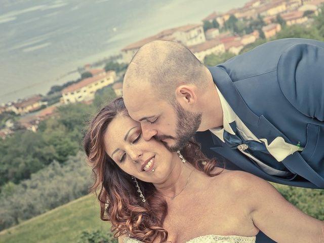 Il matrimonio di Fabio e Daniela a Pontoglio, Brescia 185
