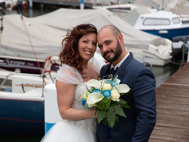 Il matrimonio di Fabio e Daniela a Pontoglio, Brescia 186