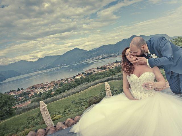 Il matrimonio di Fabio e Daniela a Pontoglio, Brescia 187