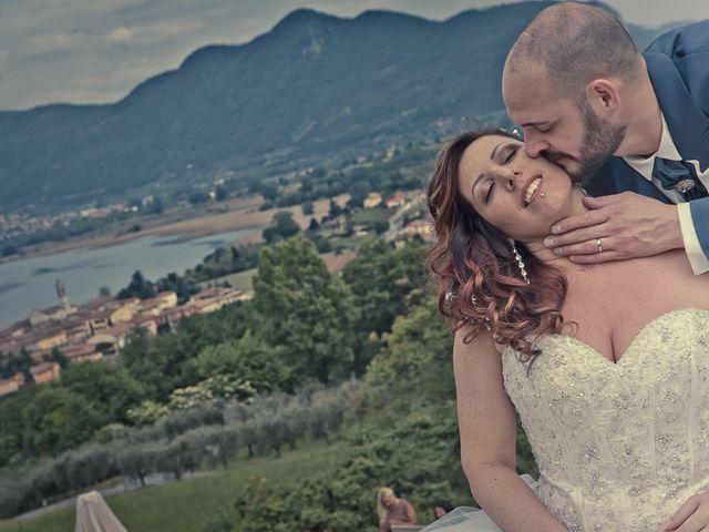 Il matrimonio di Fabio e Daniela a Pontoglio, Brescia 188