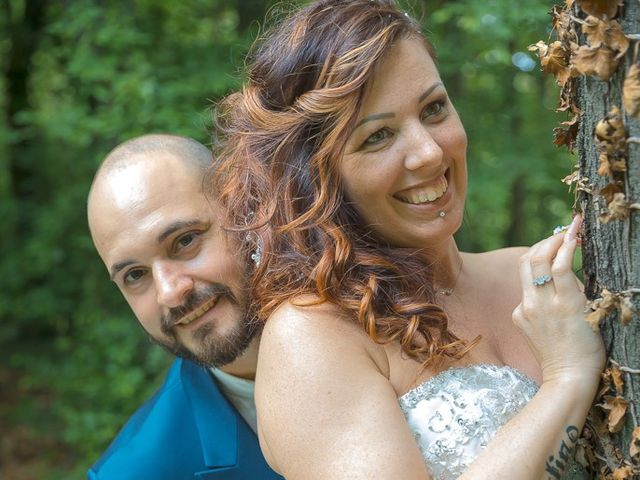 Il matrimonio di Fabio e Daniela a Pontoglio, Brescia 189