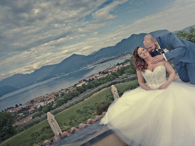 Il matrimonio di Fabio e Daniela a Pontoglio, Brescia 191