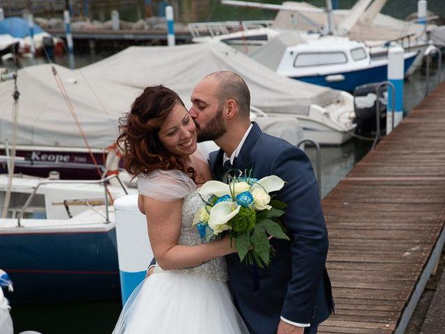 Il matrimonio di Fabio e Daniela a Pontoglio, Brescia 192