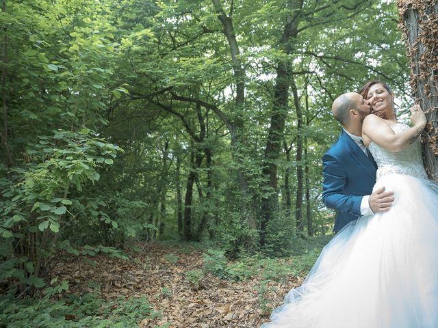 Il matrimonio di Fabio e Daniela a Pontoglio, Brescia 193