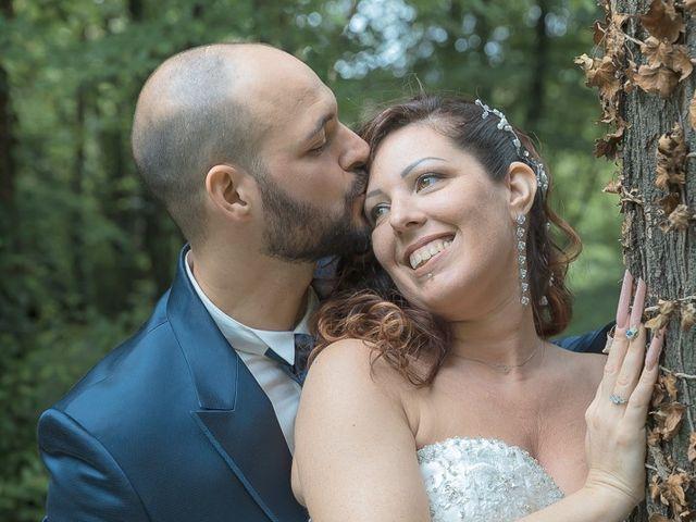 Il matrimonio di Fabio e Daniela a Pontoglio, Brescia 195