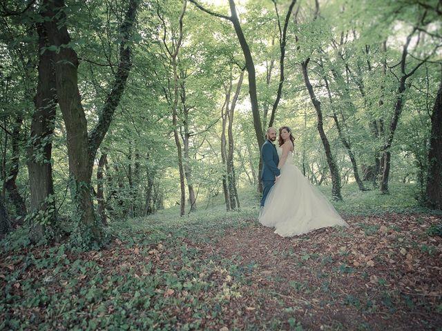 Il matrimonio di Fabio e Daniela a Pontoglio, Brescia 196