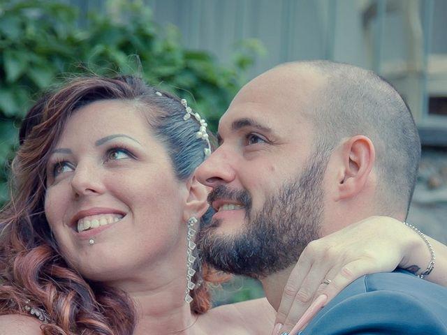 Il matrimonio di Fabio e Daniela a Pontoglio, Brescia 197