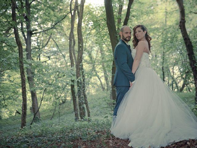 Il matrimonio di Fabio e Daniela a Pontoglio, Brescia 198