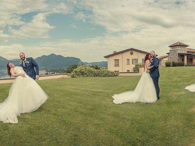 Il matrimonio di Fabio e Daniela a Pontoglio, Brescia 199