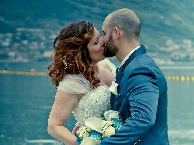 Il matrimonio di Fabio e Daniela a Pontoglio, Brescia 200