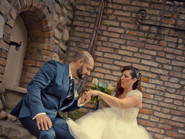 Il matrimonio di Fabio e Daniela a Pontoglio, Brescia 201