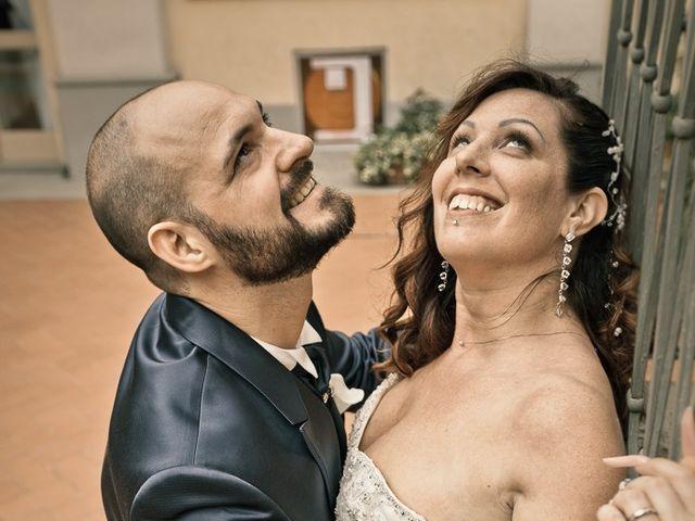 Il matrimonio di Fabio e Daniela a Pontoglio, Brescia 202