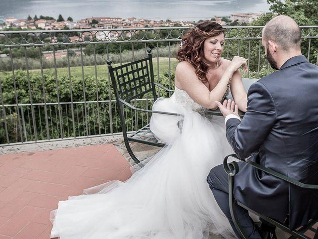 Il matrimonio di Fabio e Daniela a Pontoglio, Brescia 205